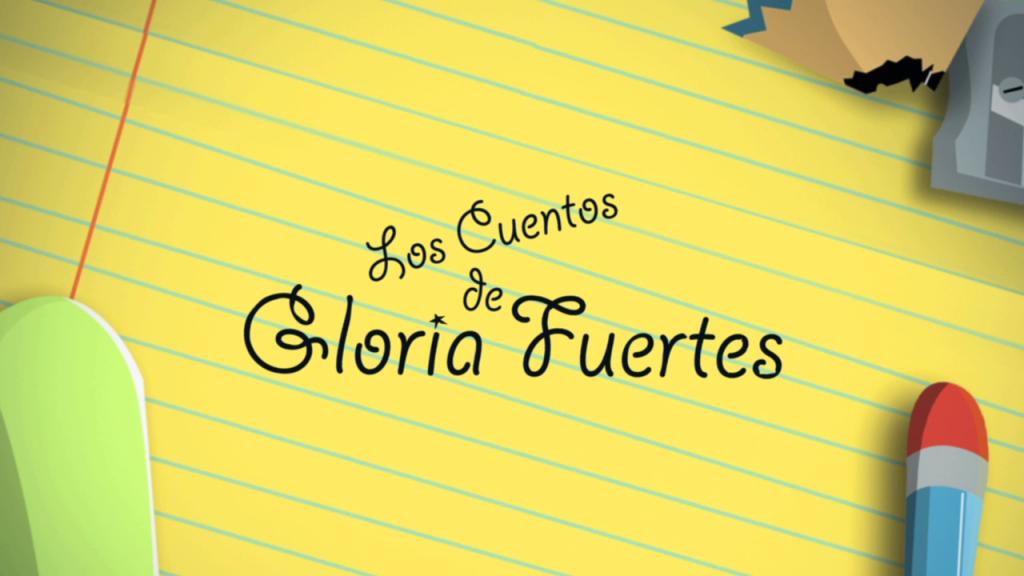 El pulpo Artista - Los cuentos de Gloria Fuertes